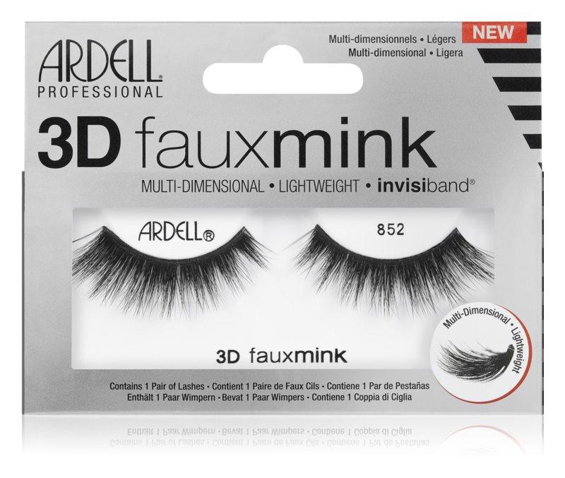 Ardell 3D Faux Mink, gene false