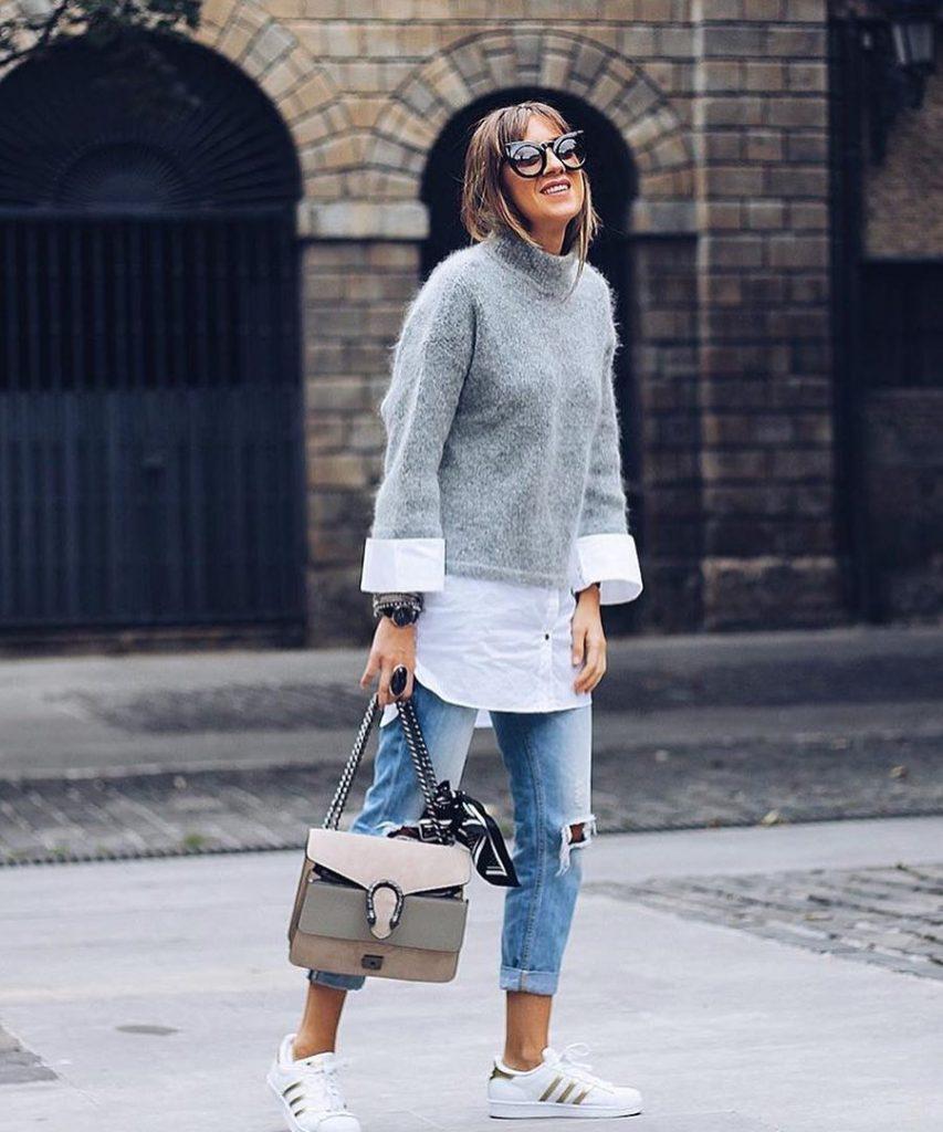 camasa cu pulover