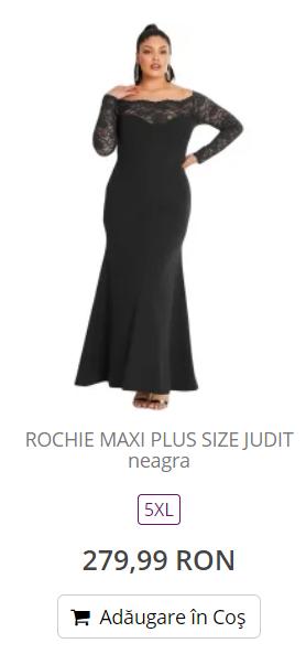 rochii de ocazie grase