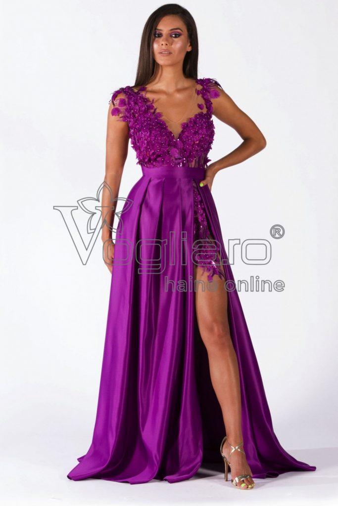 rochii lungi de lux