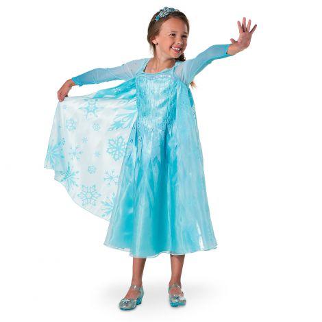 Costum Elsa Frozen