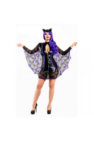 Costume Halloween liliac