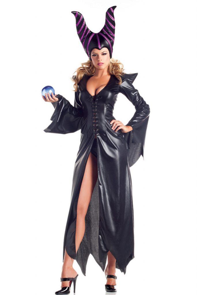 Costume Halloween maleficent