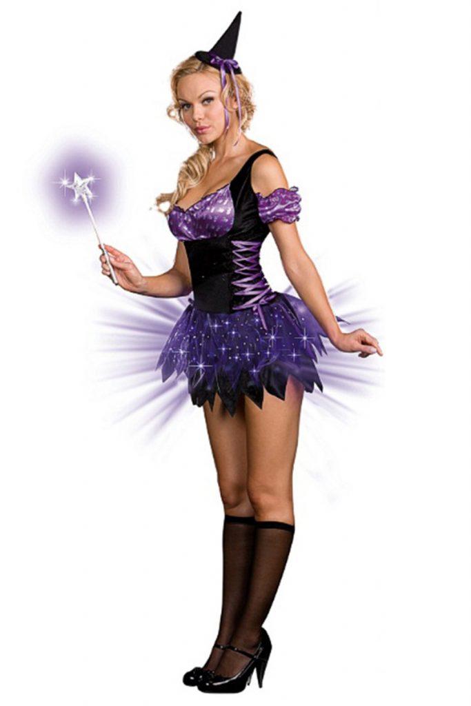 costum halloween zana