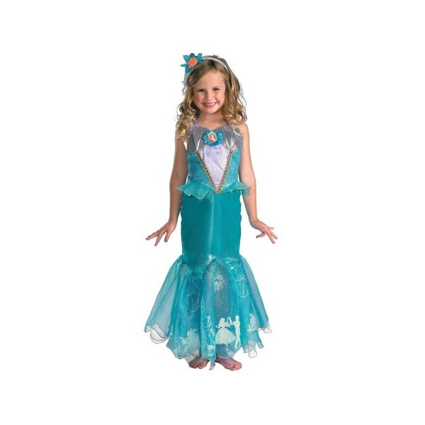 Costum Mica Sirena
