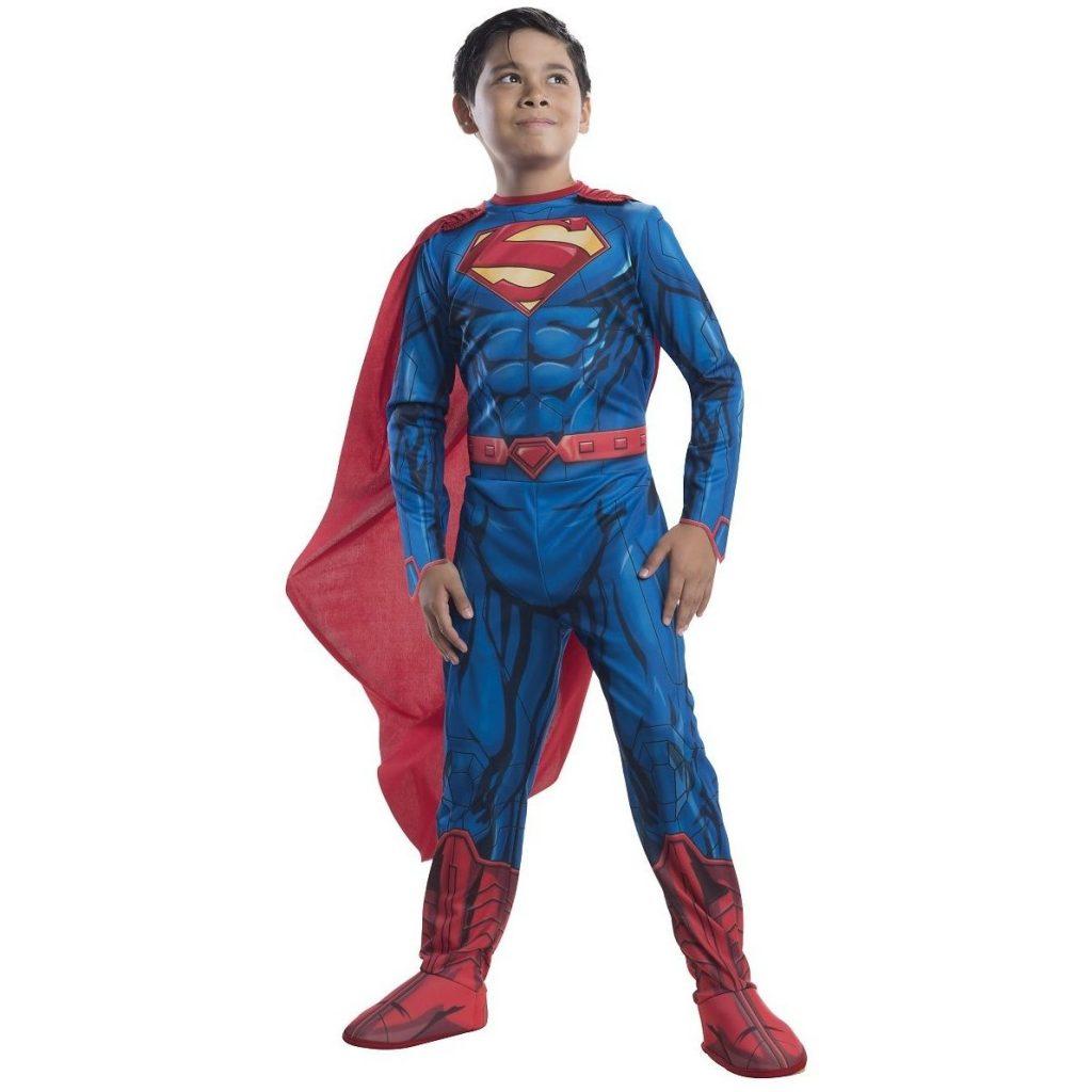 Costum de carnaval Superman