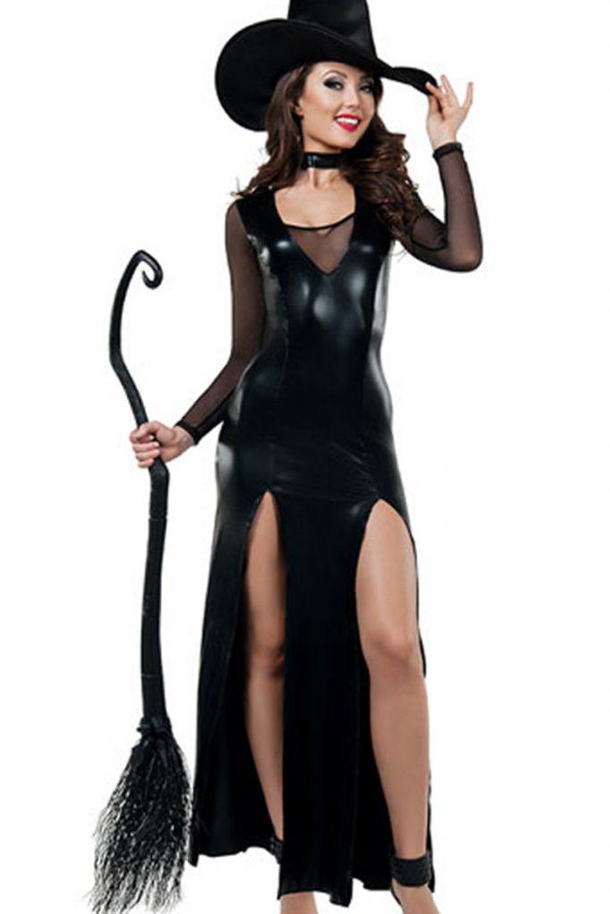 Costum Halloween Vrajitoare