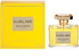 Jean Patou Sublime, apa de parfum pentru femei