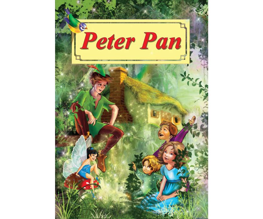 cartea peter pan