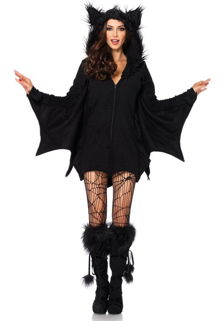 Costum Halloween liliac