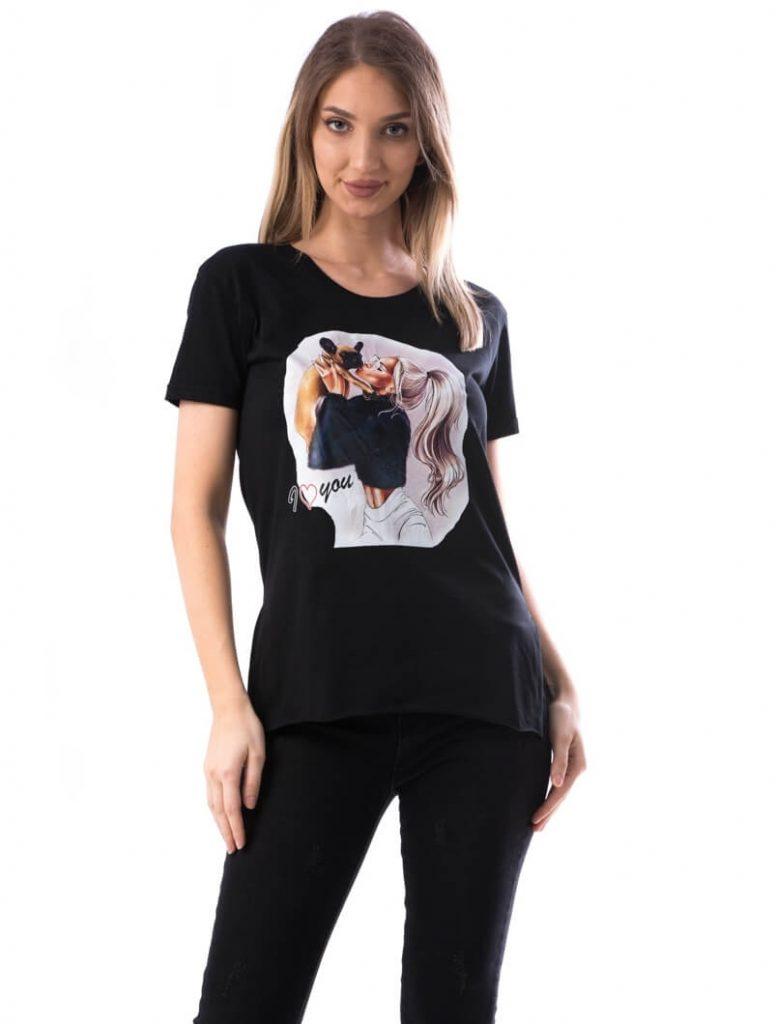 tricouri ieftine dama