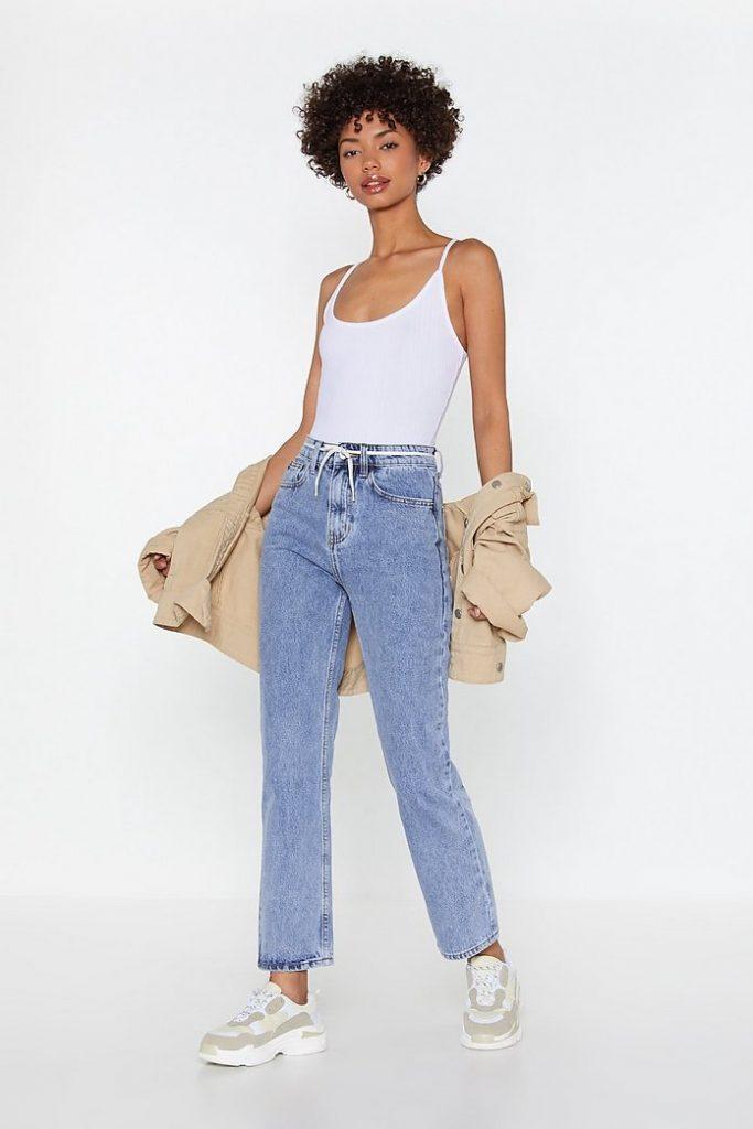 jeansi dama