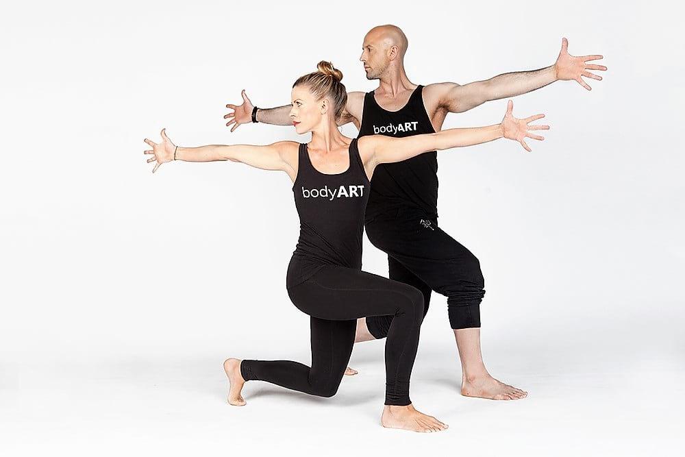 body art aerobic