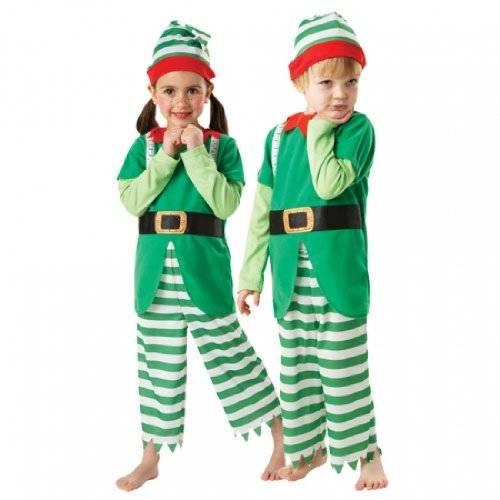costum spiridus copii