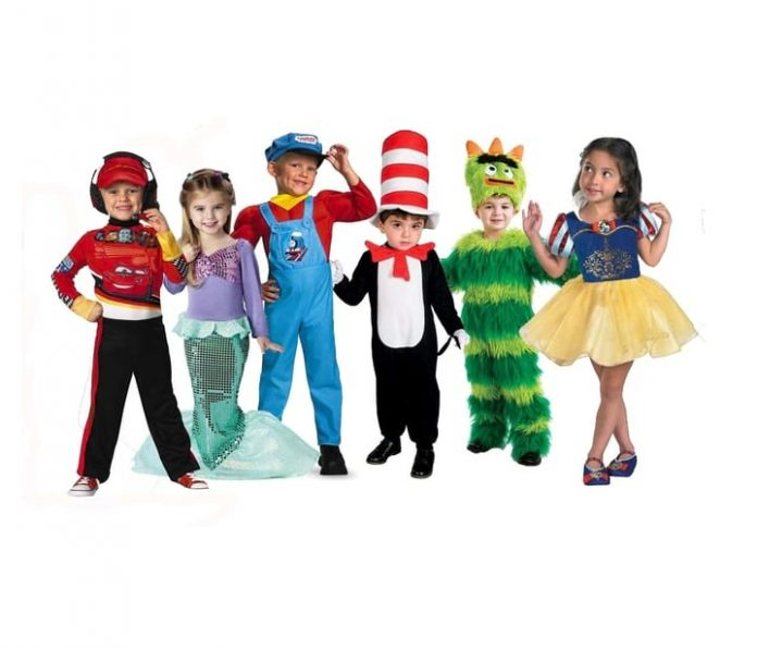 costume carnaval copii