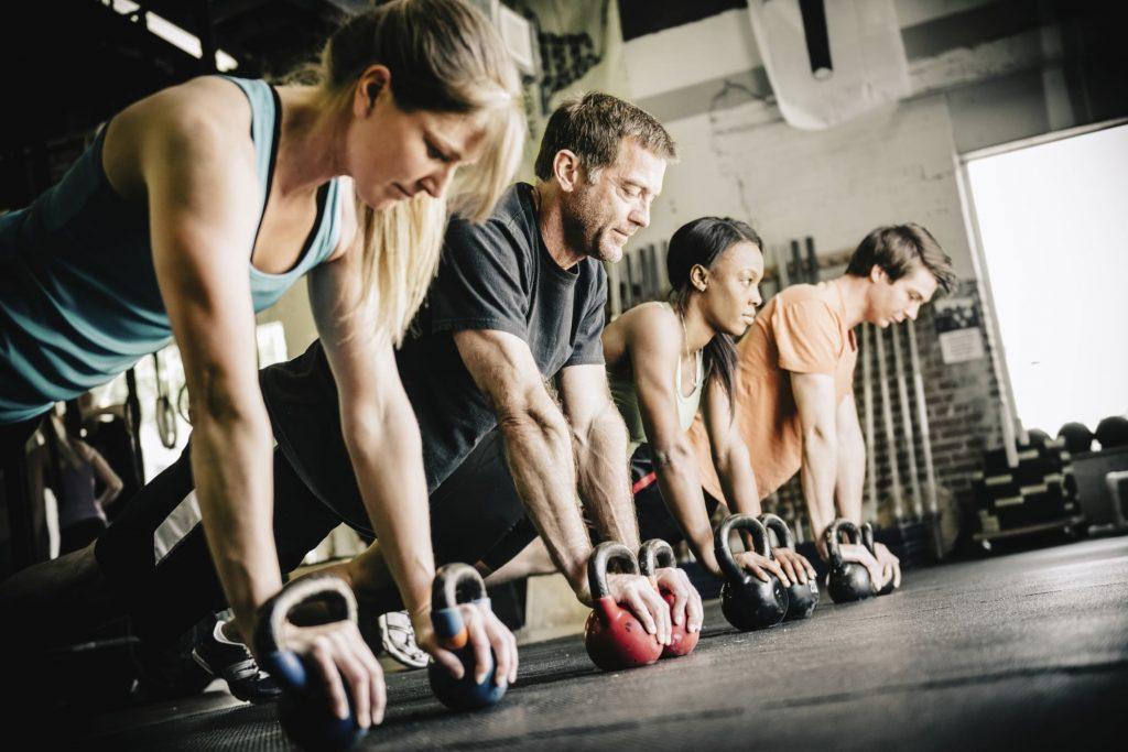 Metabolic Bust aerobic