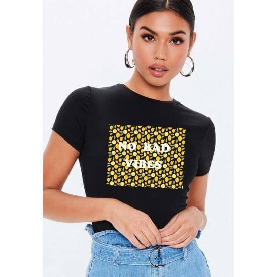 tricou-dama imprimeu