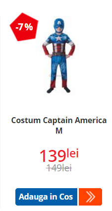 costum-captain-america