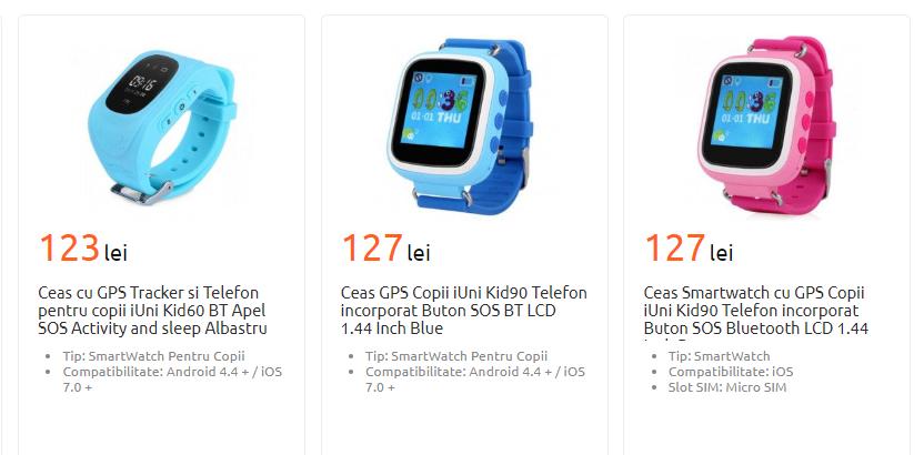 ceasuri-smartwatch-copii