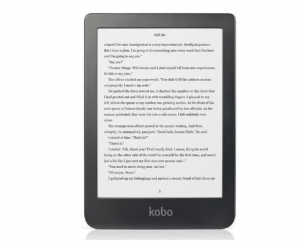 ebook reader kobo clara hd