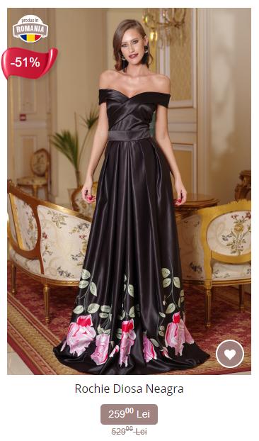 rochii lungi elegante