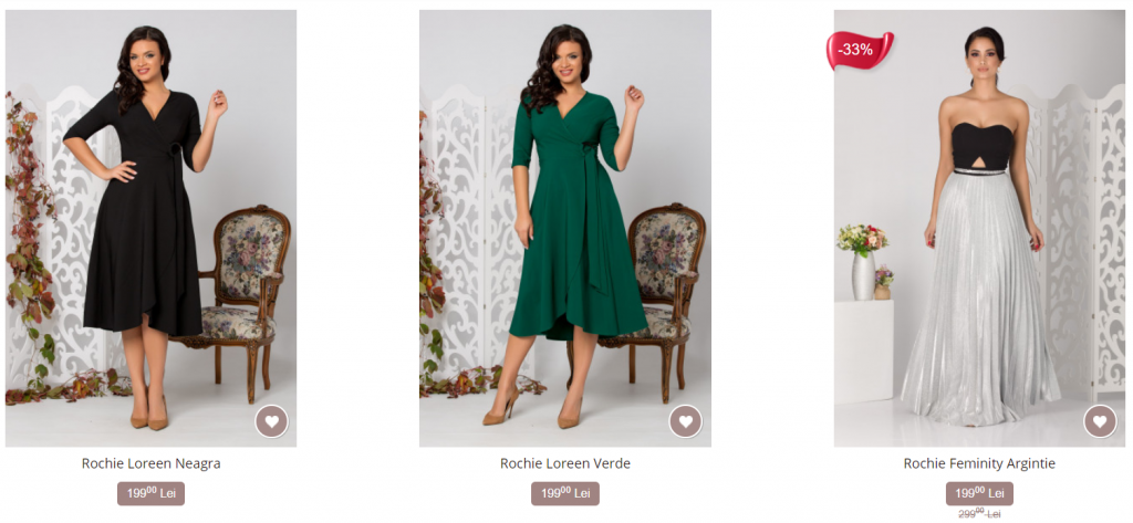 rochii dama