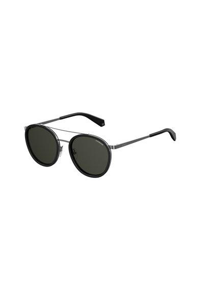 Ochelari de soare rotunzi unisex cu lentile ultrapolarizate