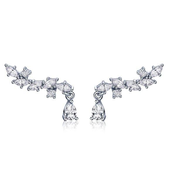 cercei-din-argint-elegant