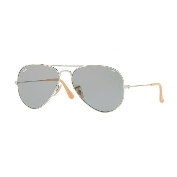 Ochelari de soare unisex Aviator ray ban