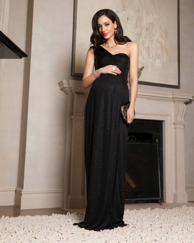 rochii de seara gravide
