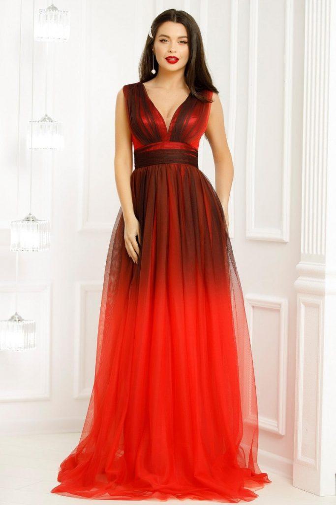 rochii de seara romanesti