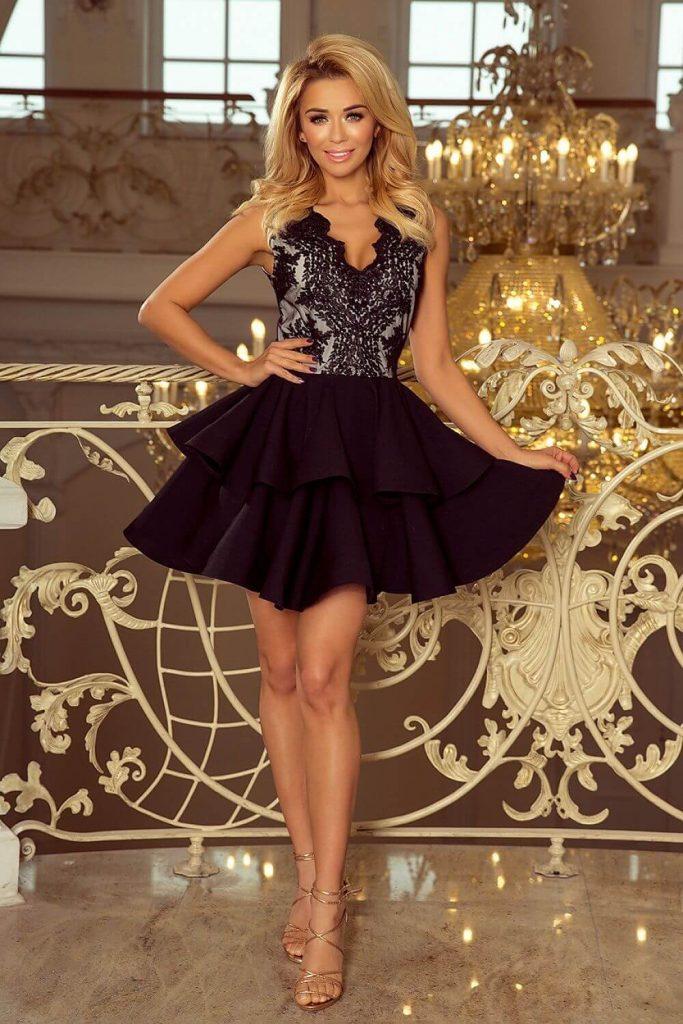 rochie scurta eleganta