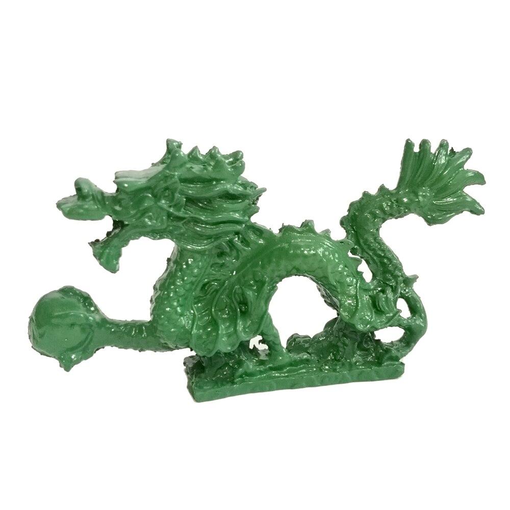 Dragon verde feng shui