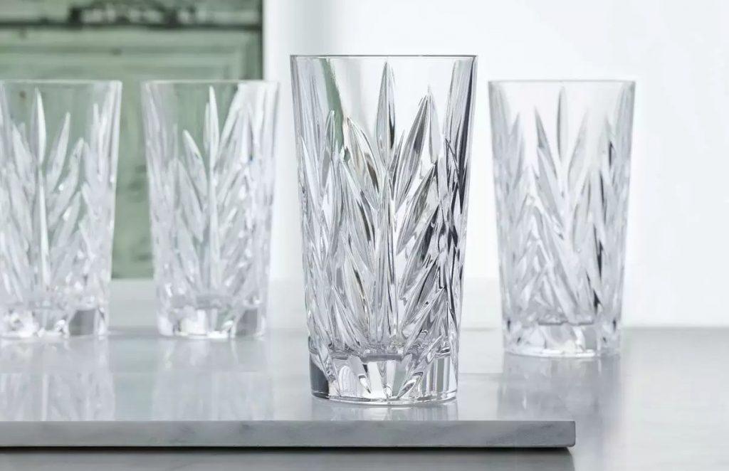 pahare cristalin