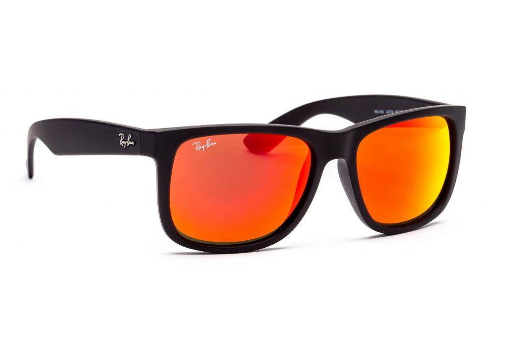 Ochelari de soare unisex Justin Ray-Ban