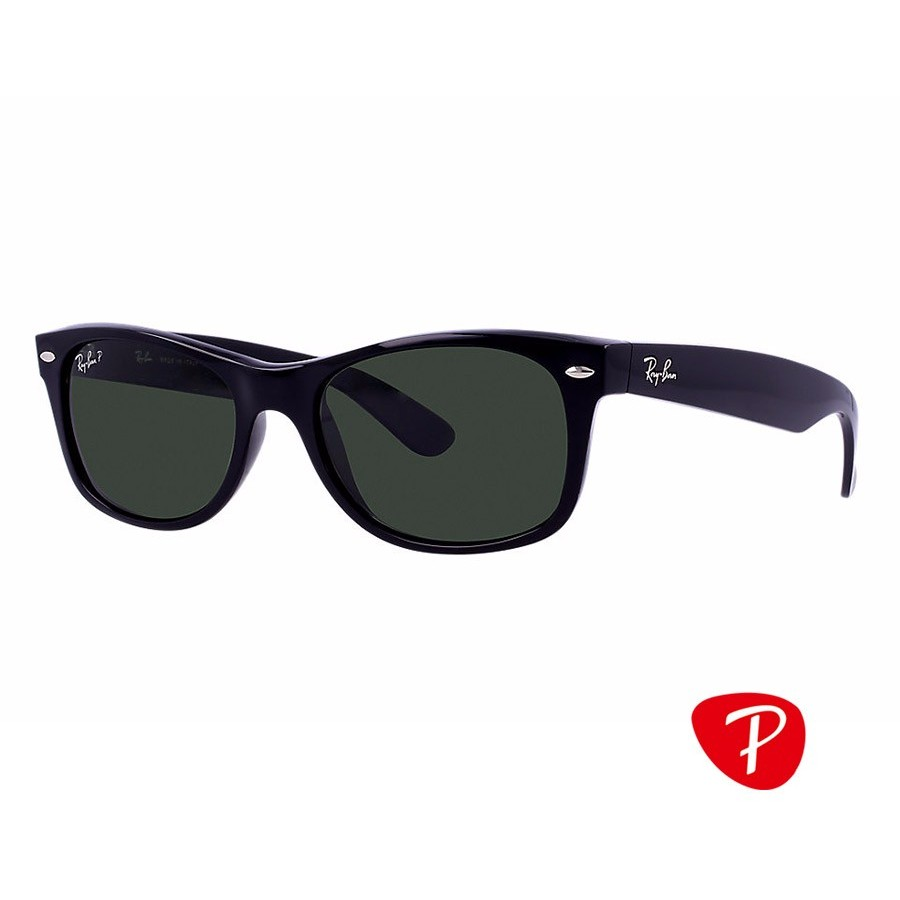 Ochelari de soare unisex New Wayfarer Ray-Ban polarizati
