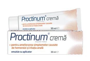 Proctinum crema pentru hemoroizi