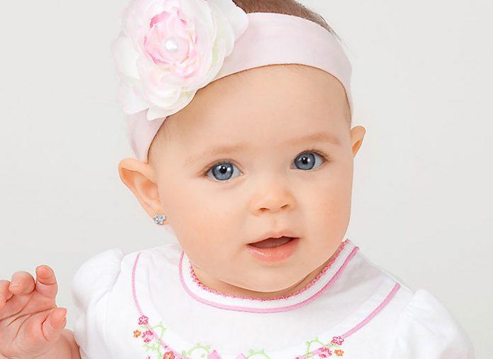cercei aur bebelusi