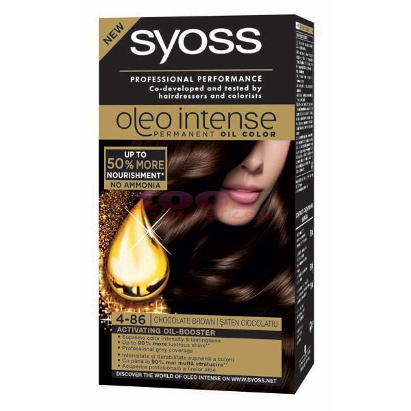 Vopsea Syoss fara amoniac