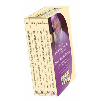 Conversatii cu Dumnezeu - volumele I-IV - Neale Donald Walsch