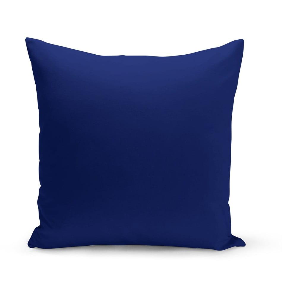 perna decorativa albastru marin