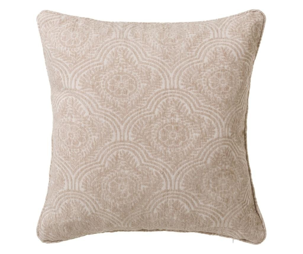 perne decorative beige