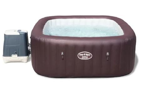 piscina spa cu hidromasaj