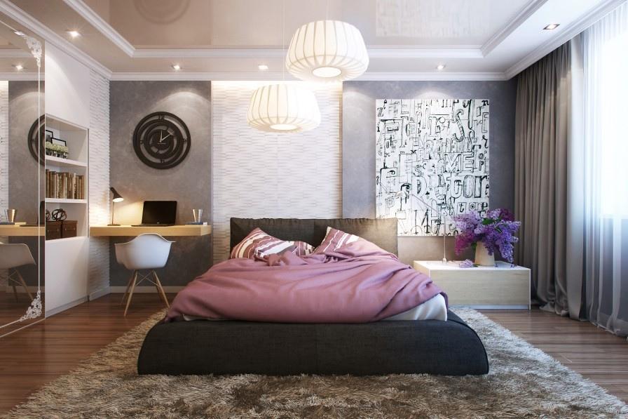 covoare dormitor moderne
