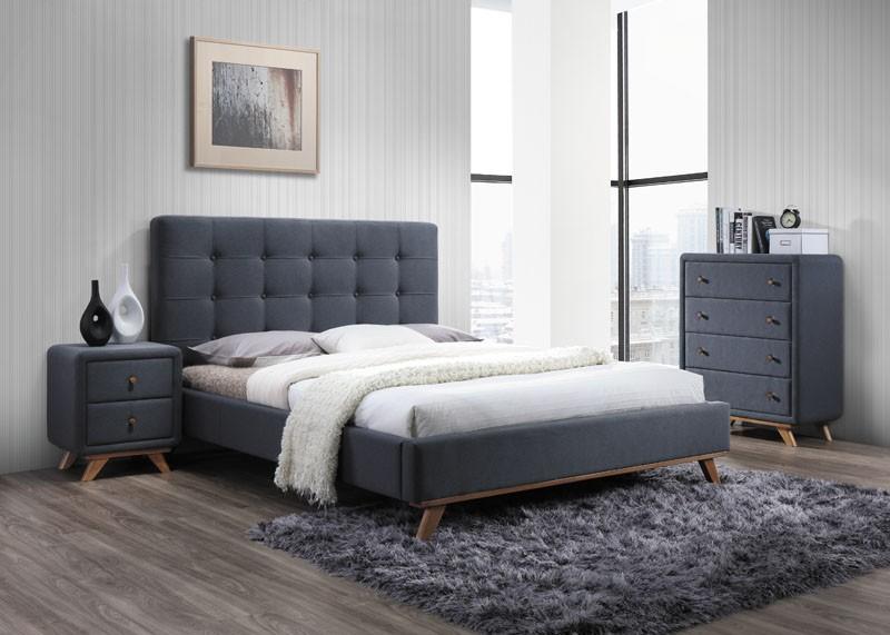 covoare pufoase moderne dormitor