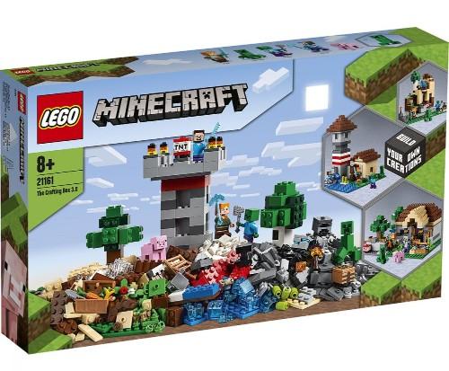 Minecraft Lego Building Set