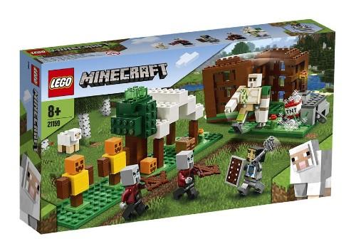 Lego Minecraft - Pillager Outpost