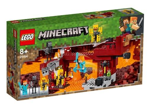 LEGO Minecraft - Blaze Bridge