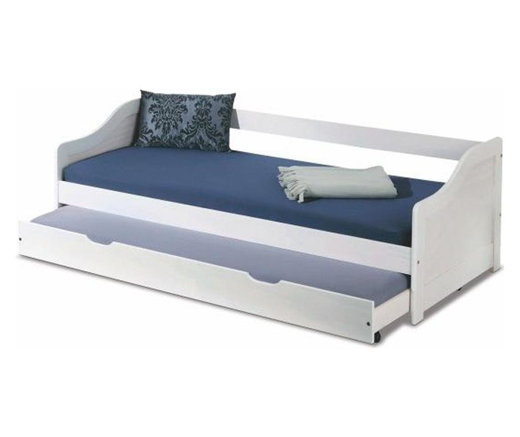 pat copii extensibil cu depozitare