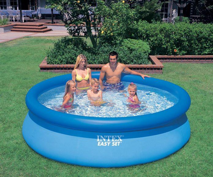 piscina gonflabila